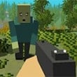 Zomblock Survival Game Online kiz10