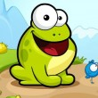 Tap The Frog Game Online kiz10