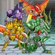 Robo Duel Fight 3 Game Online kiz10