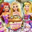 Rapunzel Wedding Party Game Online kiz10