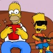 The Simpsons: Bart Rampag