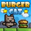 Burger Cat Game Online kiz10