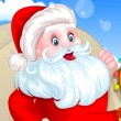 Santa At The Spa Game Online kiz10