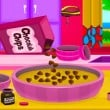 Salted Caramel Cookies Game Online kiz10