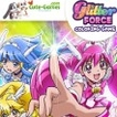 Glitter Force Coloring Game Online kiz10