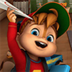 Alvin   Chipmunks  Paper Pilot