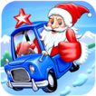 Santa Truck Rider Driving