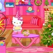 Hello Kitty New Year Deco
