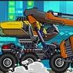 Robot Excavator