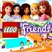 Lego Friends: Pool Party Game Online kiz10