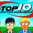Top 10: Soccer Managers Game Online kiz10