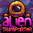 Alien Transporter Game Online kiz10