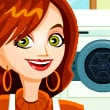 Laundry Manager Game Online kiz10