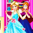 Ice Princess Fashion Store Game Online kiz10