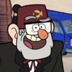 Gravity Falls: The Great Stanmobile Escape