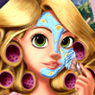 Blonde Princess Real Makeover Game Online kiz10