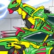 Dino Robot Therizinosauru