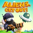 Aliens, Get Out! Game Online kiz10