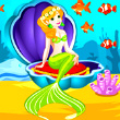 Lolly Mermaid Fashion Game Online kiz10