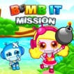 Bomb iT Mission Game Online kiz10