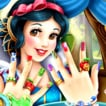 Snow White Nails Game Online kiz10