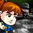 Police Team Rescue Game Online kiz10