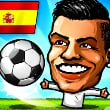 Puppet Football League Spain Game Online kiz10