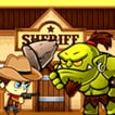 Super Cowboy Run Game Online kiz10
