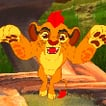 The Lion Guard: Protector of the Pridelands Game Online kiz10
