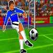 Euro Kicks 2016 Game Online kiz10