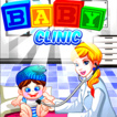 Baby Clinic Game Online kiz10