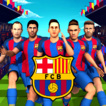 FC Barcelona Ultimate Rush Game Online kiz10