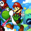 A Very Super Mario World Game Online kiz10
