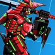 Battle Robot Samurai Age Game Online kiz10