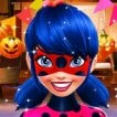 Game Halloween Cheating Ladybug