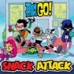 Teen Titans Snack Attack Game Online kiz10