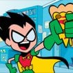 Teen Titans Go Food Fight