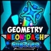 Geometry Neon Dash Subzero Game Online kiz10