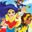 DC Super Hero Girls: Flig