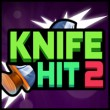 Play game online Knife Hit 2
