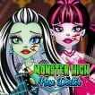 Game Monster High Nose Doctor