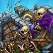 Skeleton Defense Game Online kiz10