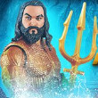 Aquaman ? Race To Atlantis Game Online kiz10