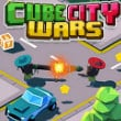 Cube City Wars Game Online kiz10