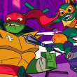 Rise of the TMNT: Bumper