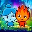 Fireboy and Watergirl new World Game Online kiz10