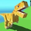 Blocky Dino Park: Raptor Attack