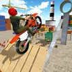 Dirt Bike Extreme Stunts Game Online kiz10
