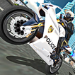 Police Motorbike Traffic Rider Game Online kiz10