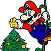 Mario Saves Christmas Game Online kiz10